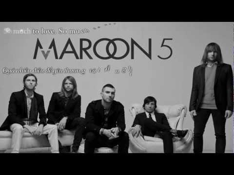 Vietsub + Kara - Goodnight Goodnight - Maroon 5 - Lyrics HD 720p