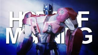 Hope of Morning | Transformers Prime