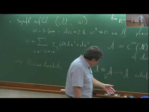 Introduction to classical and quantum integrable systems by Leon Takhtajan