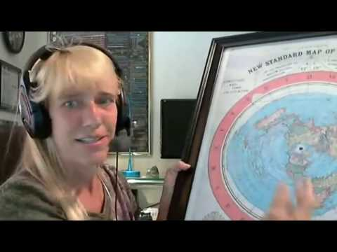 Flat Earth United Kingdom With Globebusters Cami Knodel LINK BELOW thumbnail