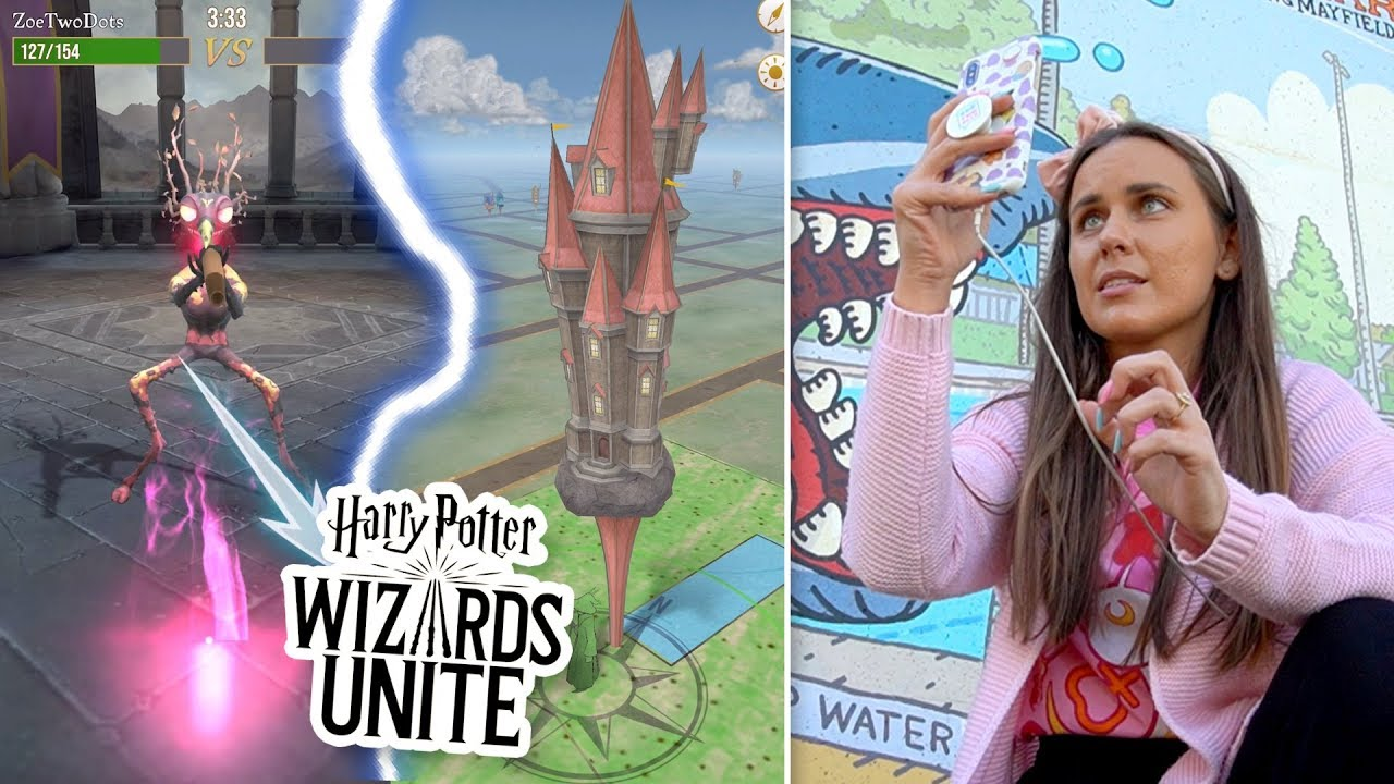 HOW TO BATTLE FORTRESSES in Harry Potter Wizards Unite!