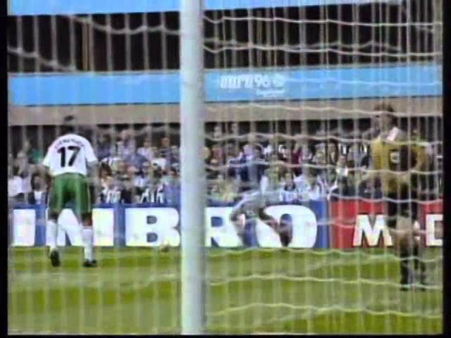 France / Bulgarie - Euro 96