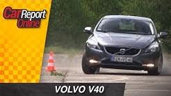 Volvo V40 D2 Momentum im Test - Carreport Online - english sub