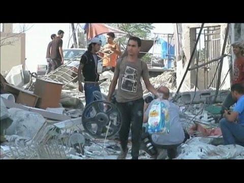Gaza : une économie asphyxiée - Express Orient