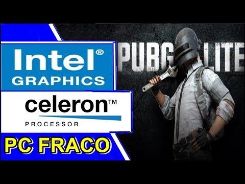 PUBG LITE PC - CELERON N2940 | INTEL HD GRAPHICS | 4GB RAM [PC FRACO]