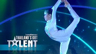 Body Balance Plus  Thailand's Got Talent Season 5 Semi-Final EP.12 1/6