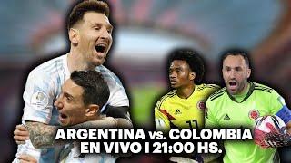 ARGENTINA VS. COLOMBIA ⚽️ VIVILO EN TyC SPORTS