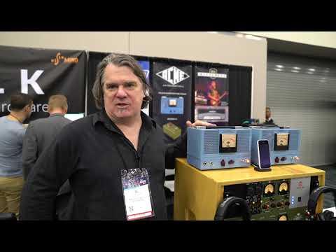 Acme Audio MTP-66 Motown Tube Preamp | Winter NAMM 2019 | Vintage King