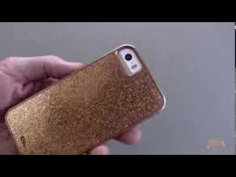 check out b578a 94d38 Case Mate Glam iPhone 5S & 5 Case Review