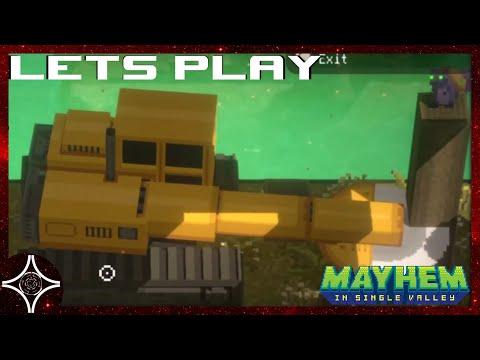 Lets Play: Mayhem in Single Valley #2   JekelTheKid  