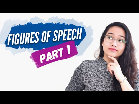 Figures Of Speech Part 1: Simile, Metaphor, Personification, Apostrophe, Onomatopoeia - English
