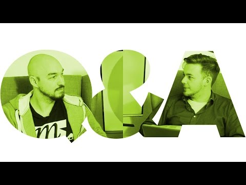 Q&A #28 mit Timo & Steffen | Zusammerarbeit mit der Community, Samstagabend, YouTube | 25.10.2016