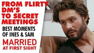 Of married Dangers flirting when