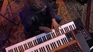 Chick Corea Jazz Keyboard Demo — Rhythmic Displacement