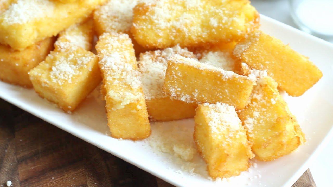 how to prepare polenta recipe