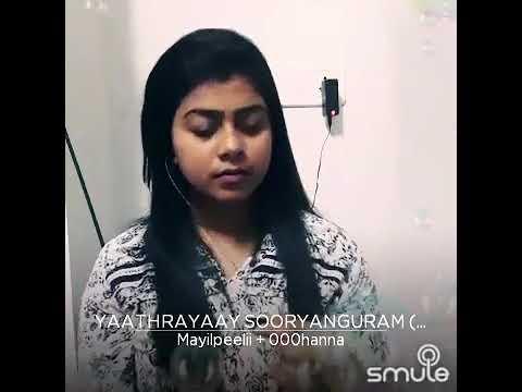yathrayayi sooryanguram from niram - Smule