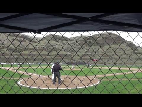 Colfax VS Asotin Varsity Baseball