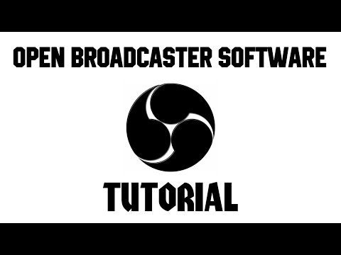 how to download open broadcaster software wikihow