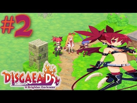 Disgaea D2: A Brighter Darkness - Teaser Trailer from YouTube · Duration:  1 minutes 37 seconds