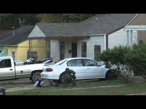 McCain Ave Shooting in Jackson, Ms