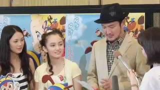 昆虫物語みつばちハッチ 〜勇気のメロディ〜』完成披露試写会舞台挨拶 ...