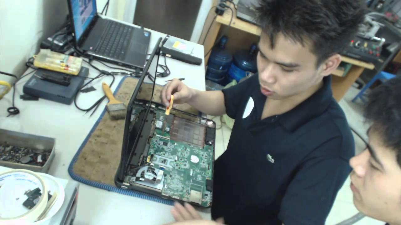 Thay pin Cmost cho Laptop các loại
