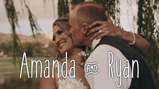 Amanda & Ryan Wedding Highlights - Dreampilot Films - Reno, NV
