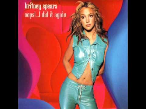 Britney Spears Oops I Did It Again Audio Youtube