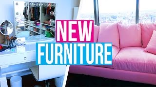 my new furniture vlogmas day 23