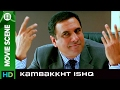 Boman Irani tells the miracle | Kambakkht Ishq | Movie Scene