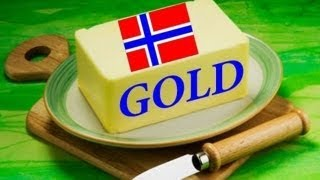 Norway's Butter Crisis Threatens To Ruin Christmas