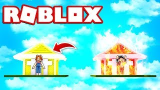 DO NOT CHOOSE THE EQUIPPED HOUSE IN ROBLOX (JUST VERY MAL) 😂