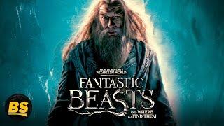 """Дамблдор в новой части фильма """"Фантастические твари и где они обитают"""""""
