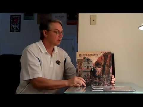 Black Sabbath Rhino records LP reissues compared