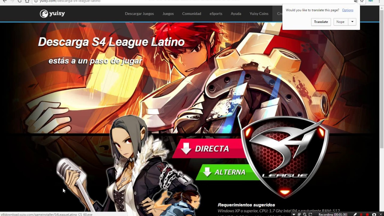 S4 legue download | S4 League Review and Download  2019-02-18