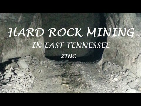 Zinc Mining In East Tennessee