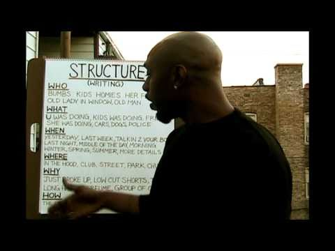 How To Rap - Writing Structure