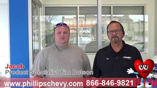 2018 Chevy Suburban - Customer Review Phillips Chevrolet - Chicago New Car Dealership Sales