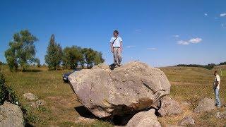 Долина мегалитов, или Российский стоун-хендж. Экспедиция на Красивую Мечу. Часть 3