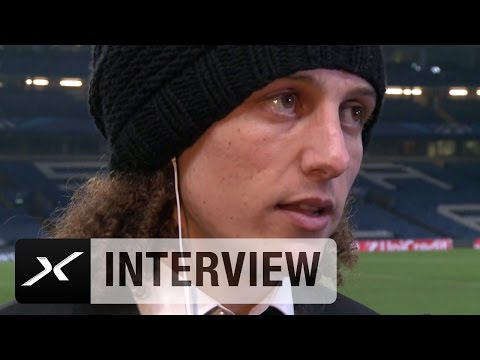 "David Luiz: ""Sorry, dass ich gejubelt habe"" | FC Chelsea - Paris Saint-Germain 2:2"