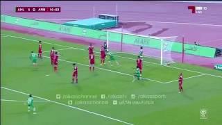 الأهلي يقسو على العربي برباعية في الدورى القطري.. فيديو