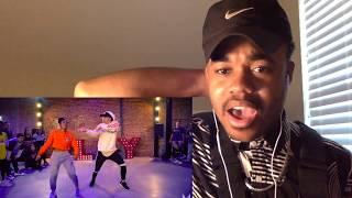 THOTIANA -  Blueface Dance | Matt Steffanina & Deja Choreography (REACTION)