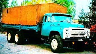 История легендарного грузовика ЗИЛ 133 | полное видео | АВТО СССР #75
