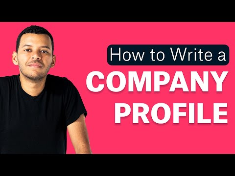 Adobe Photoshop Tutorial How To CREATE COMPANY PROFILE Inner Page.