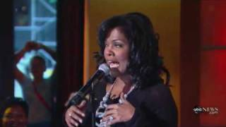 """BeBe and CeCe Winans"" -- ""Never Thought"" -- on GMA"
