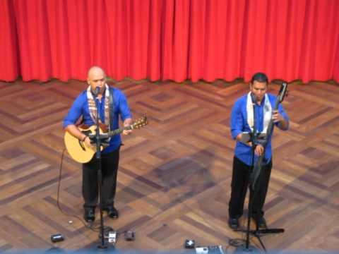 Kuana Torres Kahele & Ioane Burns - Kona/Aloha Tower Medley