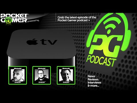 PG Podcast 330: iPad Pro, iPhone 6S, Apple Pencil, Apple TV, and some games, I guess