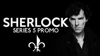 """Sherlock Series 5 Promo: """"The Day The Earth Collapsed"""""""