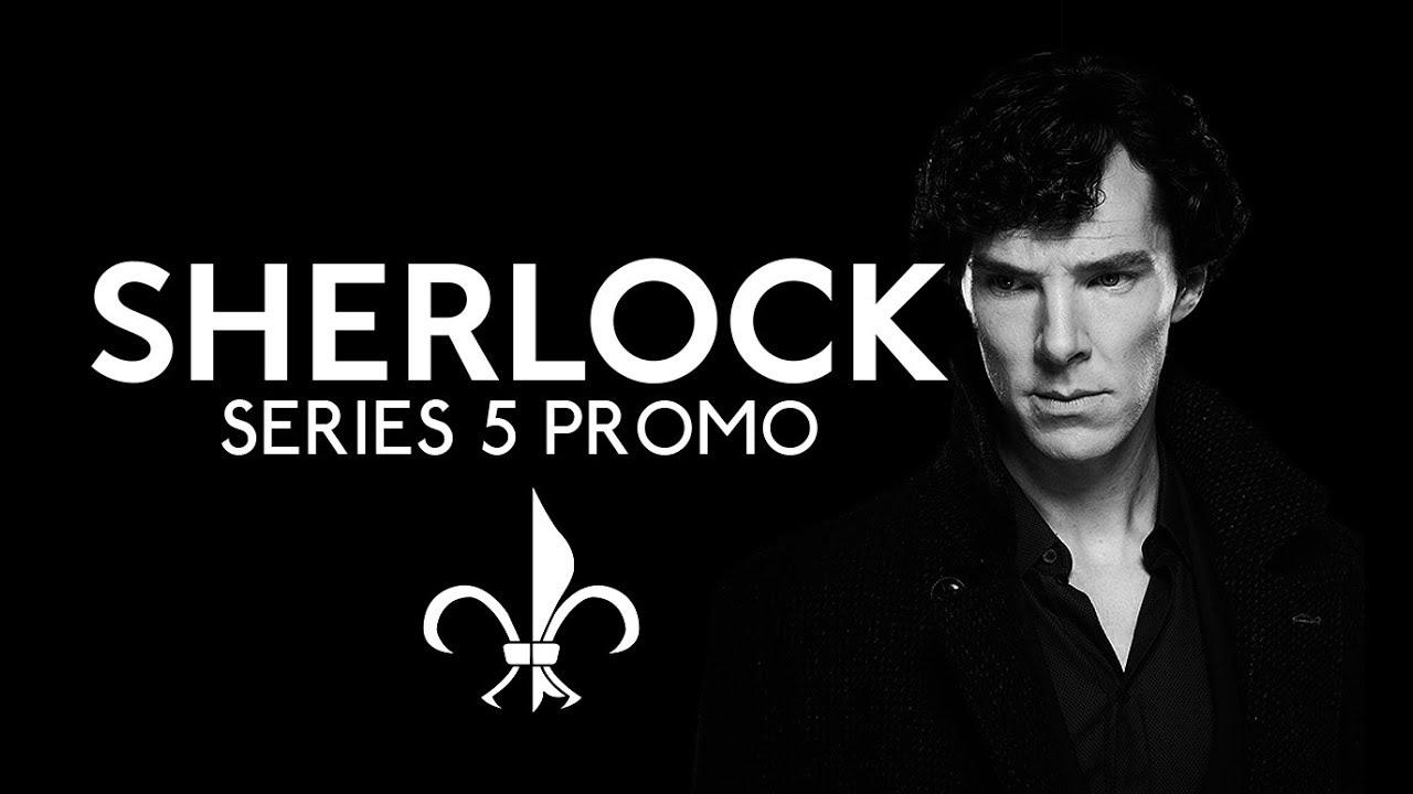 Sherlock Series 5 Promo: