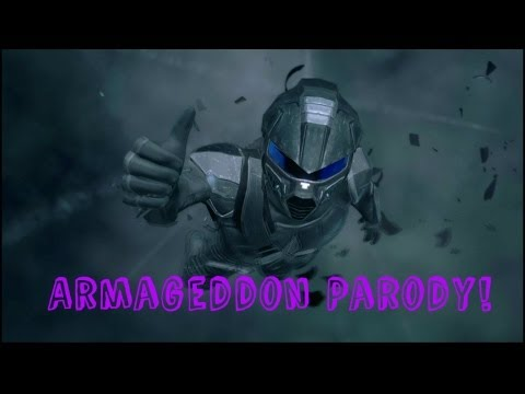 Saints Row 4: Genius Armageddon Parody!